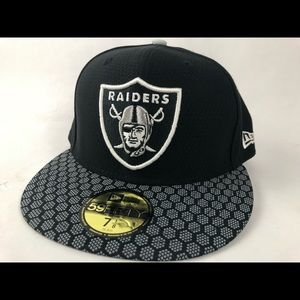 New Era 59FIFTY NFL 17 ONF OAKLAND RAIDERS